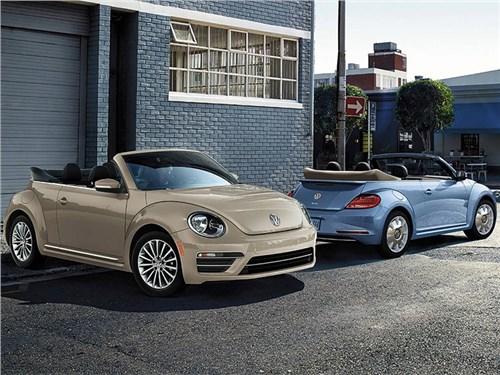 Новость про Volkswagen Beetle - Volkswagen Beetle 2019