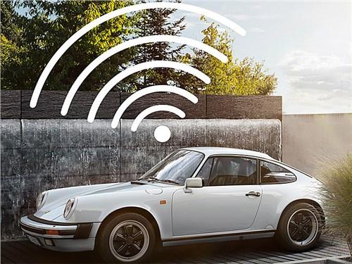 Porsche охраняет классику