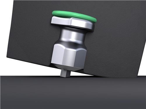 Амортизаторы под шипами помогают снизить шум и сберечь асфальт
