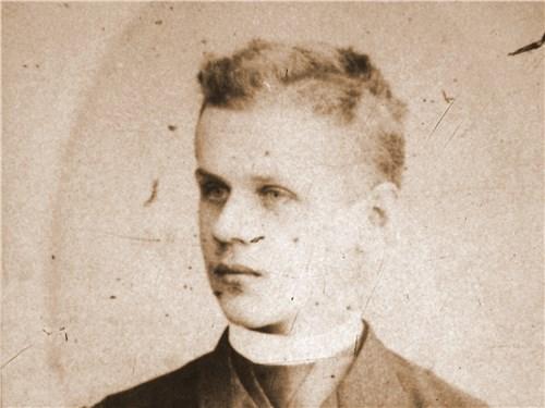 Вадим Михайлов – студент С.-Петербургского Императорского университета