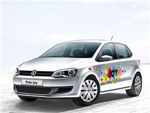 Volkswagen привез новый Polo JOY в Россию