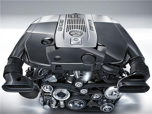Новость про Mercedes-Benz - Двигатели приходят и уходят