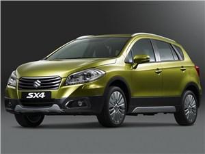 Новость про Suzuki SX4 - Suzuki SX4 2013