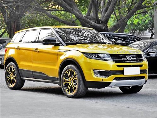 Jaguar Land Rover добился запрета китайского клона «Эвока»