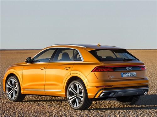 Новость про Audi Q8 - Audi Q8