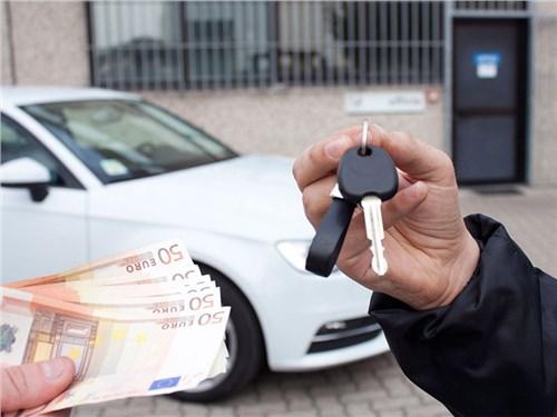 В России может исчезнуть договор купли-продажи авто