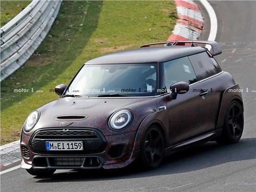 Новость про MINI - Mini Cooper JCW GP 2020
