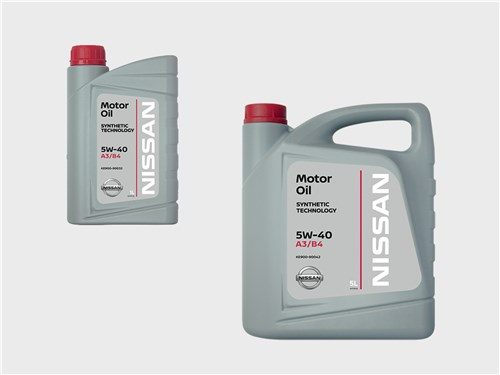 NISSAN SYNTHETIC TECHNOLOGY 5W-40 A3/B4