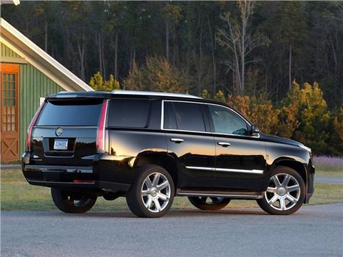 Новость про Cadillac Escalade - Cadillac Escalade