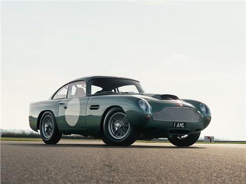 Объявлены российские цены на пару легендарных Aston Martin