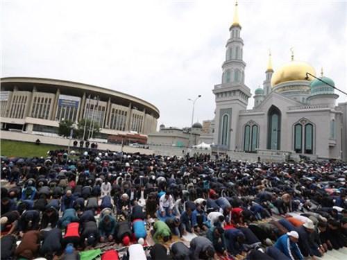 Религия перекроет Москву