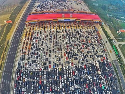 Идеал: Китай собирается побороть пробки
