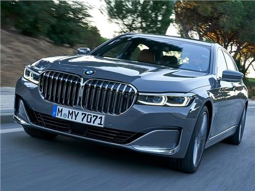 Новость про BMW 7 series - BMW 7-Series 2020