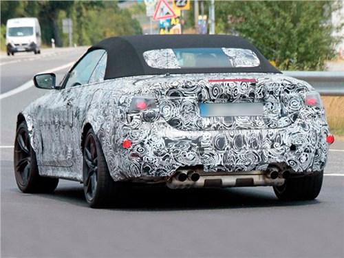 Новость про BMW M4 - BMW M4 cabrio
