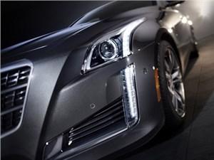 Cadillac опубликовал несколько фотографий нового CTS