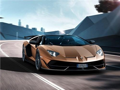 Lamborghini решили нанести удар по франкфуртскому автосалону