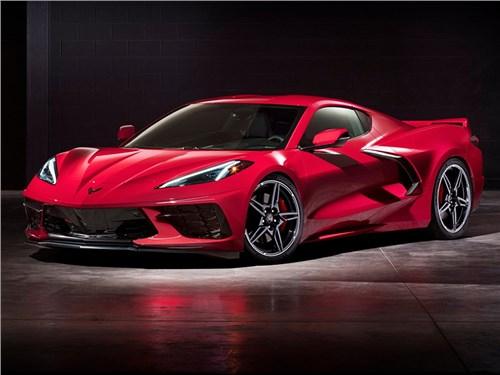 У Chevrolet Corvette не будет хромированных колёс