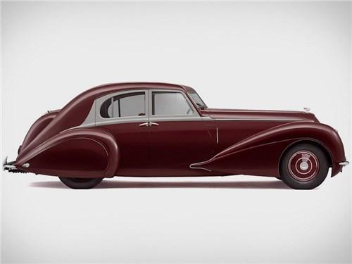 Новость про Bentley - Bentley Corniche