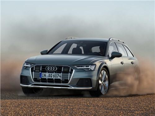 Audi A6 allroad quattro 2020 Редкая вещица