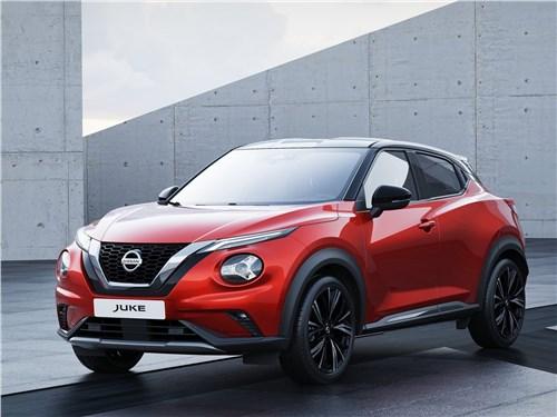 Nissan Juke - Nissan Juke 2020 Тот, да не тот