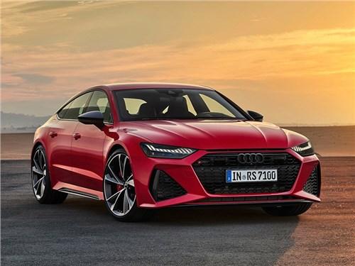 Новость про Audi RS7 - Audi RS7 Sportback 2020