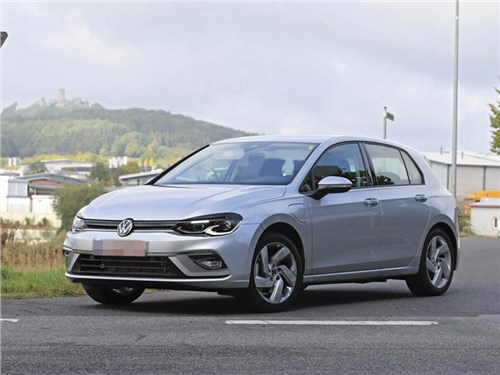 Новость про Volkswagen Golf - Volkswagen Golf GTE