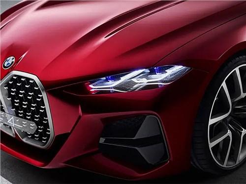 Новость про BMW - BMW займется ринопластикой