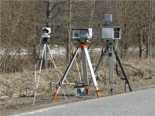 Российские регионы отказываются от камер-треног