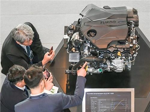 Новость про Hyundai Sonata - Hyundai Sonata получит заряженную версию