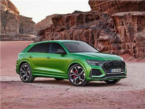 Audi RS Q8 2020 вид спереди
