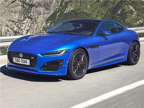 Официально представлен новый Jaguar F-Type