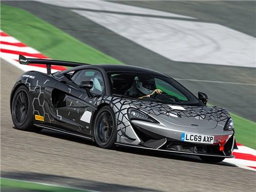 McLaren готовит очередную «злую» новинку