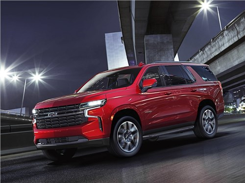 Chevrolet Tahoe обновился