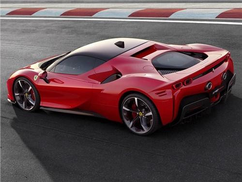Новость про Ferrari - Ferrari SF90 Stradale 2020