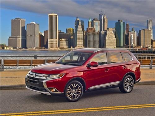 Mitsubishi начинает отказываться от дизельных автомобилей