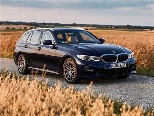 Новость про BMW 3 series - BMW 3-Series Touring 2020