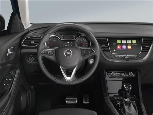 Opel Grandland X 2018 салон