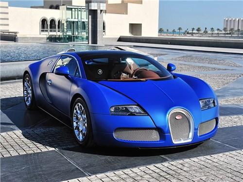 Российский список роскошных автомобилей расширился
