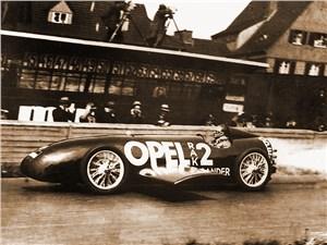История Opel