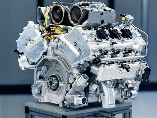 Британцы представили уникальный двигатель