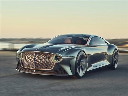 В Bentley готовят новый седан