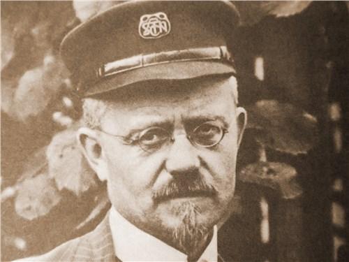 Август Хорьх – основатель фирмы Audi