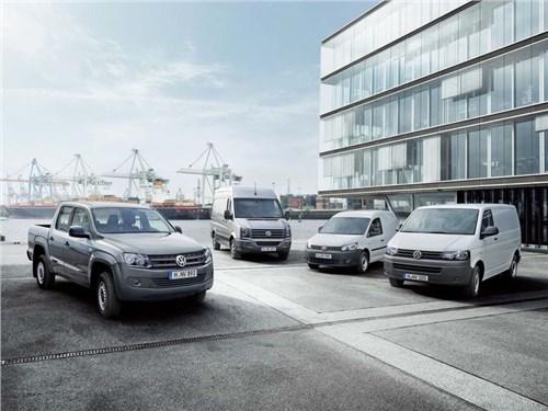 Продажи коммерческого подразделения VW в 2016 году выросли на 12 процентов