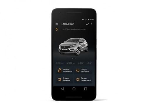 АвтоВАЗ разработал систему дистанционного управления автомобилем