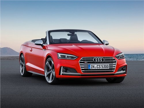 Новость про Audi A5 - Audi не будет поставлять новые A5 и S5 на российский рынок