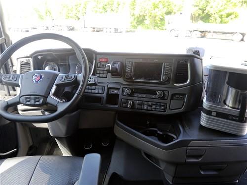 Предпросмотр scania s 500 2016 кабина