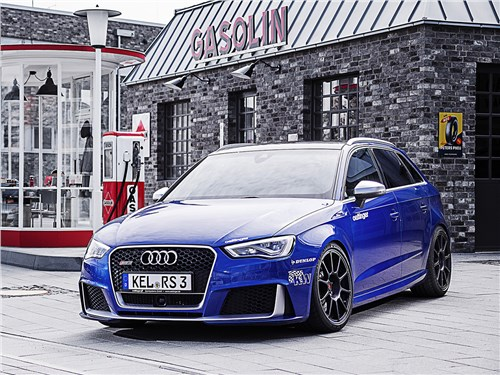 Oettinger | Audi RS3 вид спереди