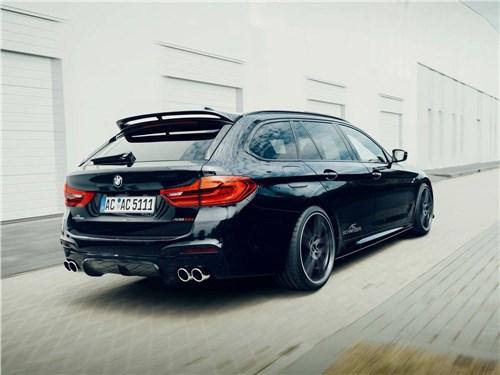 AC Schnitzer | BMW 5-й серии вид сзади