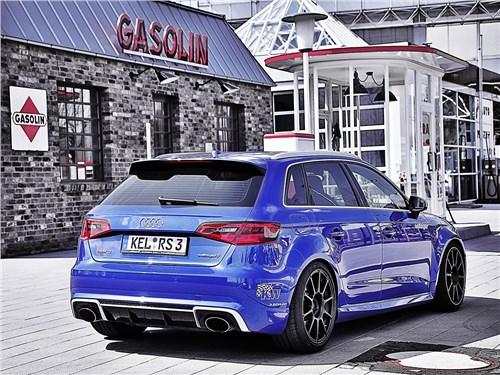 Oettinger | Audi RS3 вид сзади