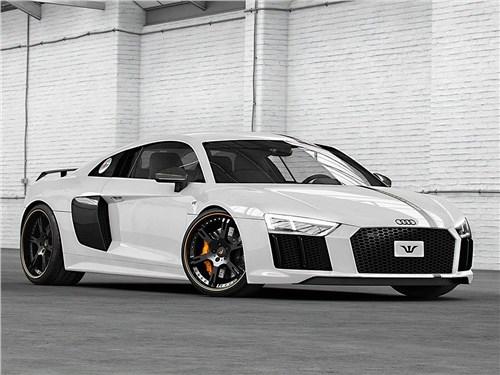 Wheelsandmore | Audi R8 вид спереди